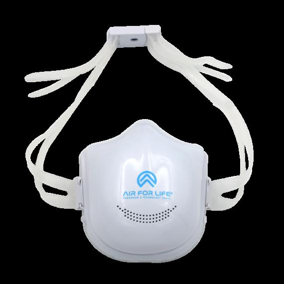 AFL Mask (Front)(White)